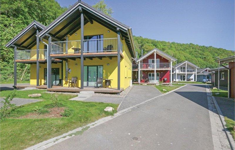 4 Zimmer Unterkunft in Thale, holiday rental in Thale