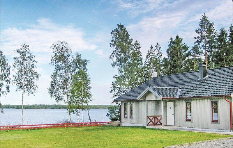 4 Zimmer Unterkunft in Vittaryd – semesterbostad i Ljungby