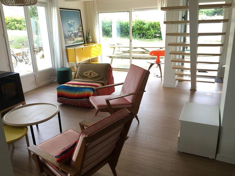 Villa Vieux Boucau les Bains, location de vacances à Vieux-Boucau-les-Bains