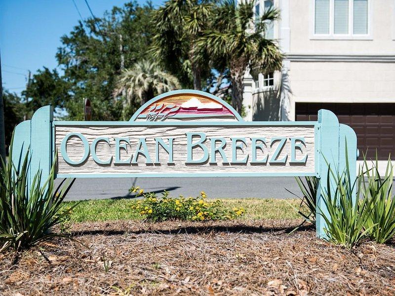 Oceanfront on Beachview Drive, alquiler de vacaciones en Brunswick
