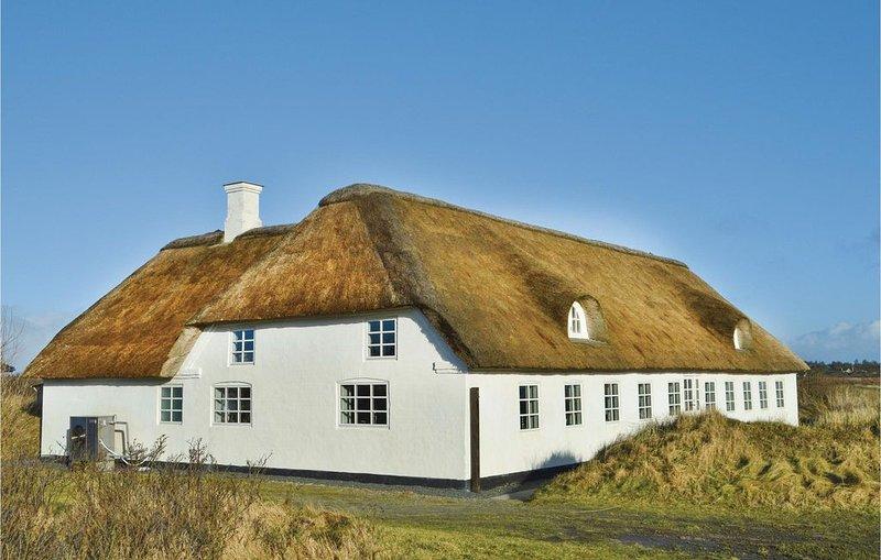 3 bedroom accommodation in Ringkøbing, holiday rental in Houvig