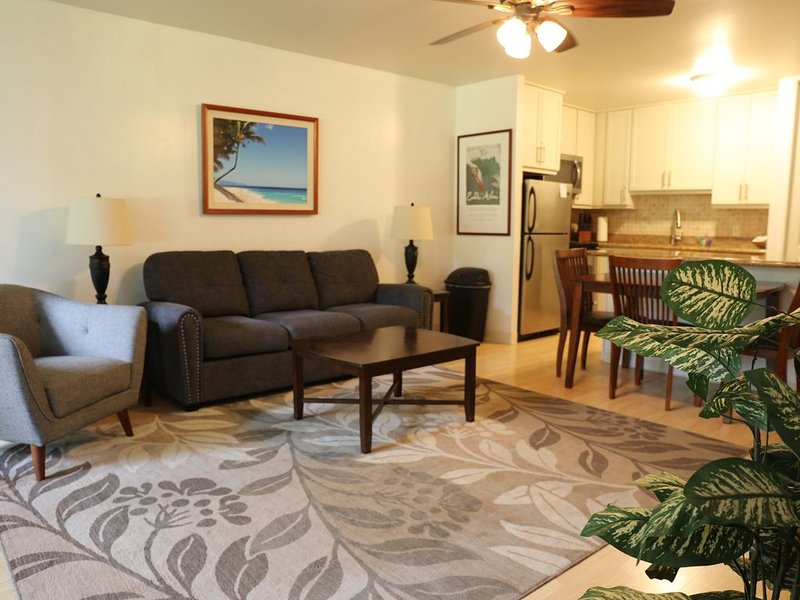 Newly Remodeled Upscale North Shore Turtle Bay Condo!, holiday rental in Kahuku