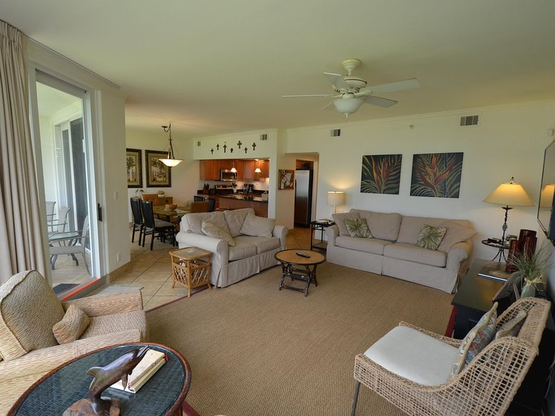Seaspray West 102  Gulf Front, ground floor As Close as You Can Get to the Beach, location de vacances à Perdido Key