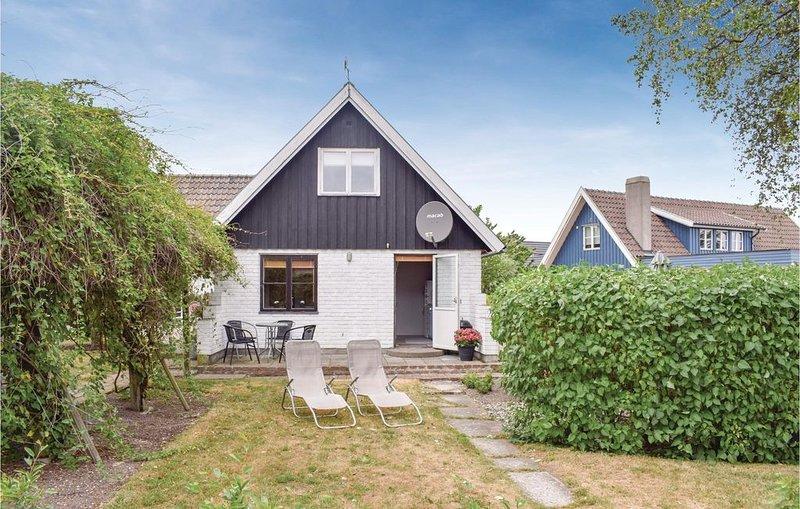 2 Zimmer Unterkunft in Abbekås, vacation rental in Svedala