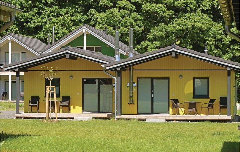2 Zimmer Unterkunft in Thale, Ferienwohnung in Timmenrode