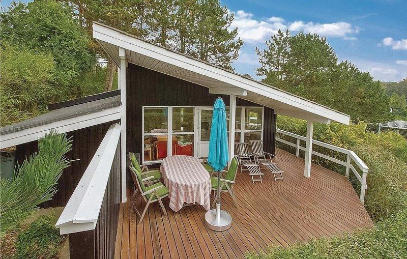 3 Zimmer Unterkunft in Asnæs, holiday rental in Hoensinge
