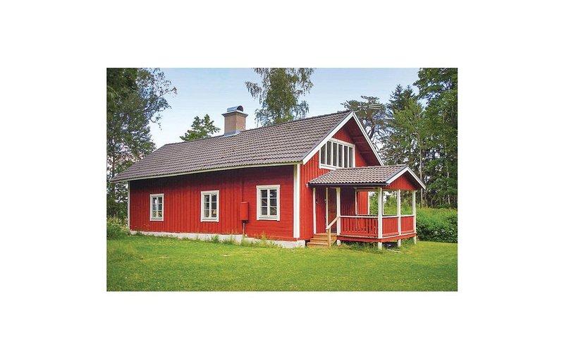 3 Zimmer Unterkunft in Katrineholm – semesterbostad i Södermanlands län