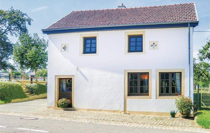 2 Zimmer Unterkunft in Colbette, casa vacanza a Koerperich