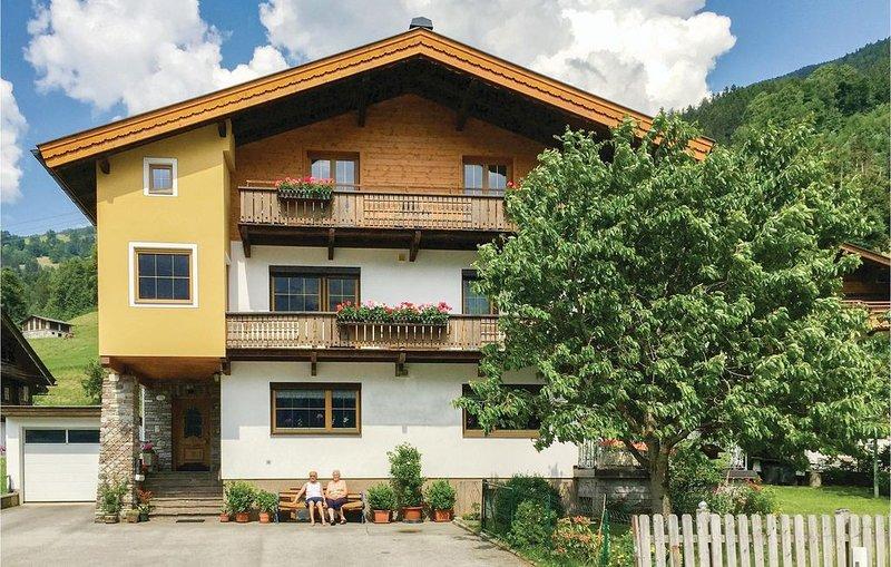 3 Zimmer Unterkunft in Stumm, alquiler de vacaciones en Stumm