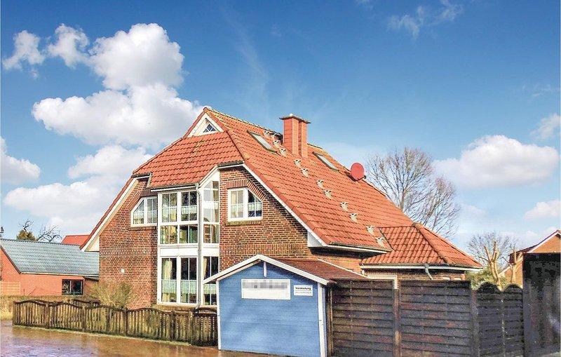 3 Zimmer Unterkunft in Wurster Nordseeküste, holiday rental in Nordholz