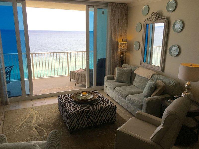 Luxury 3BR/3BA Gorgeous Gulf Front!- Heart of Gulf Shores, alquiler de vacaciones en Gulf Shores