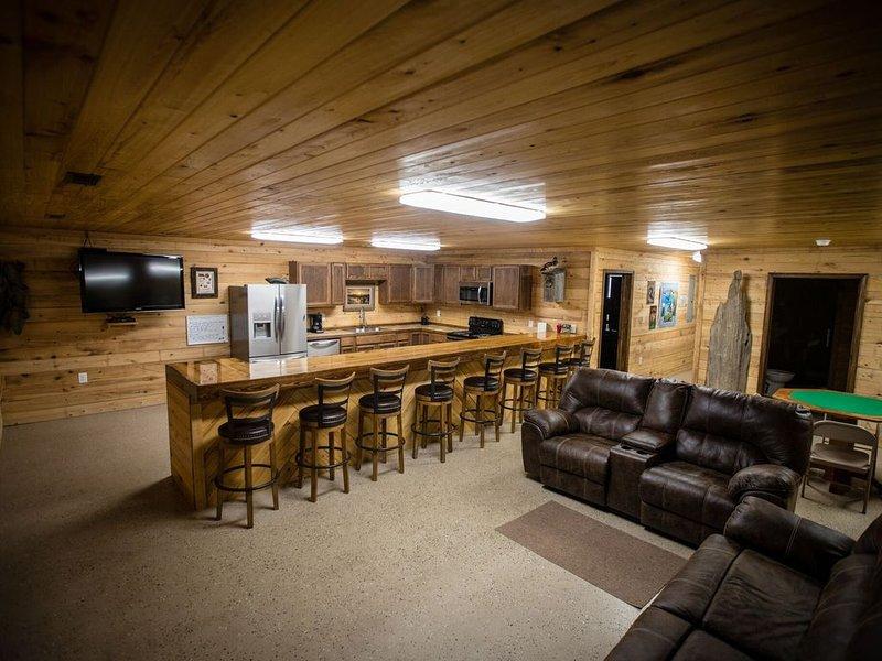 Parker's Place Lodge, location de vacances à Union City