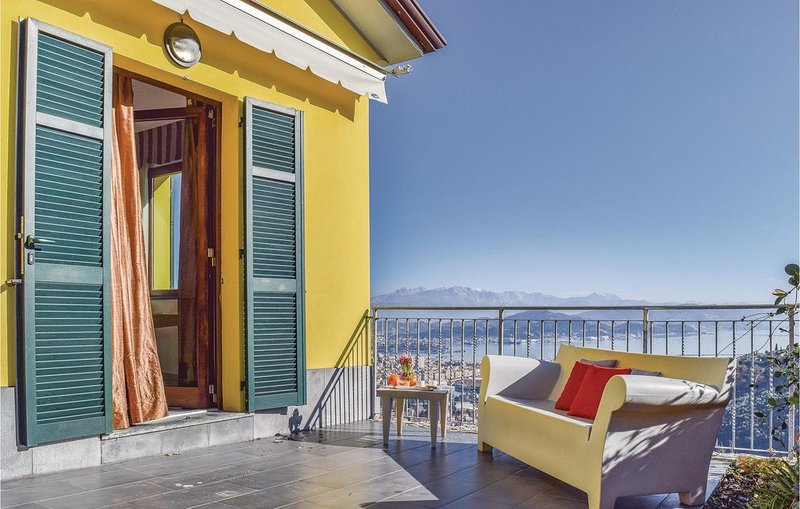7 Zimmer Unterkunft in La Spezia (SP), holiday rental in Biassa