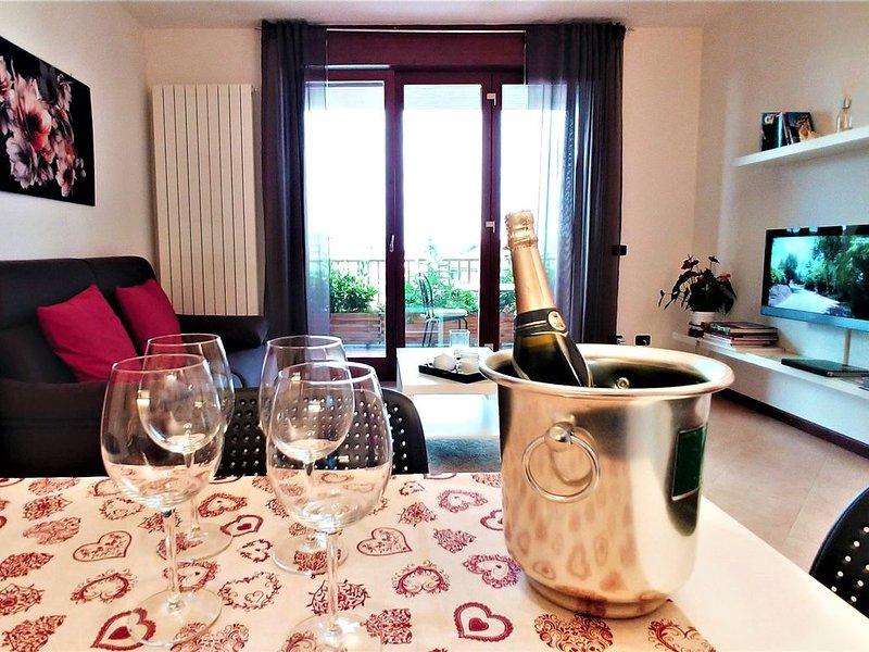 'La Quercia' top floor flat IP**********, location de vacances à Bovolone