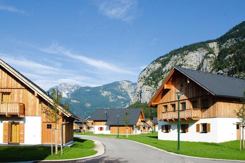 Ferienresort Obertraun, Obertraun am Hallstättersee, holiday rental in Bad Aussee