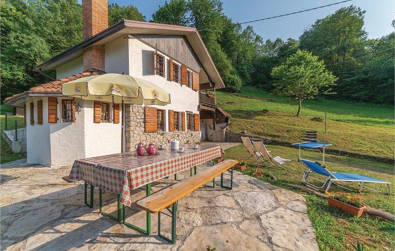 2 Zimmer Unterkunft in Mel BL, holiday rental in Santa Giustina
