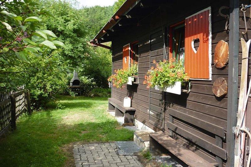 Ferienhaus, Wieda, holiday rental in Zorge