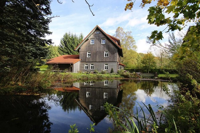 Doppelhaushälfte, Elbingerode, holiday rental in Neuwerk