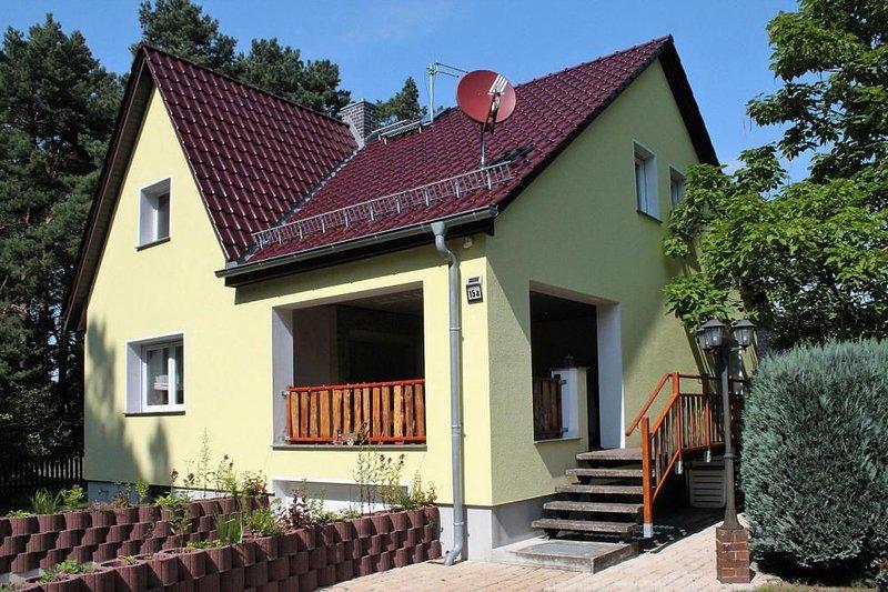 Ferienhaus, Storkow, holiday rental in Gross Koris