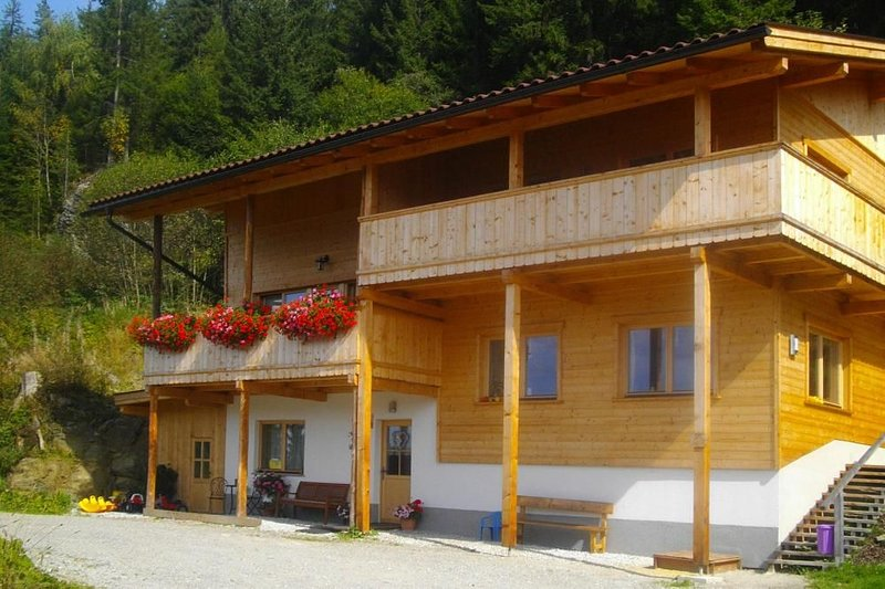 Doppelhaushälfte, Zell am Ziller, holiday rental in Gerlos