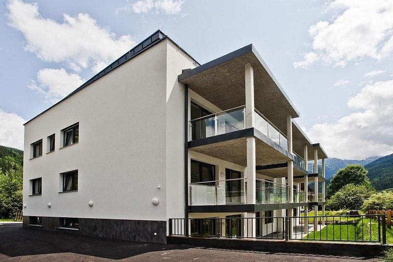 Appartements Helios, Neukirchen, holiday rental in Schonbach
