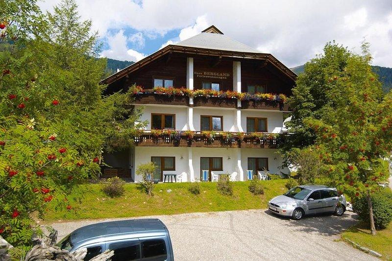 Appartements Bergland, Bad Kleinkirchheim, holiday rental in Sankt Oswald