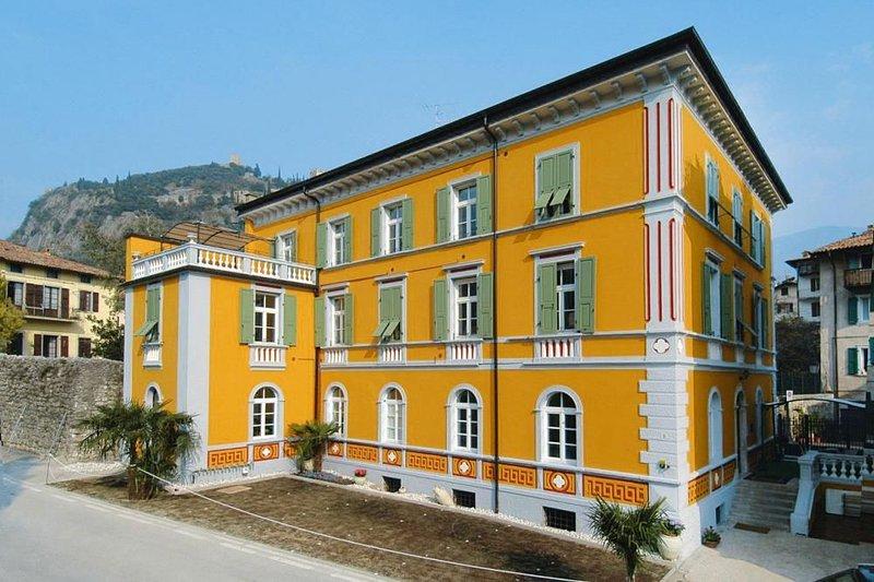 Appartements Villa Nicole, Arco, vacation rental in Arco