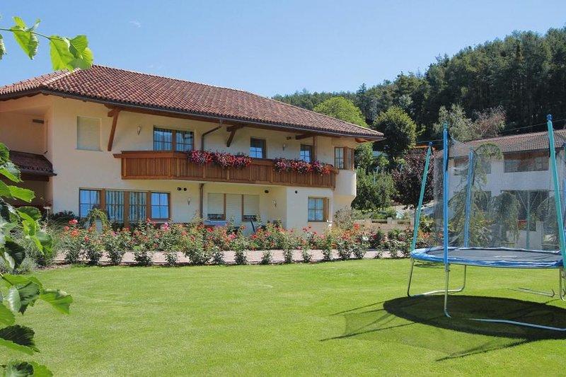 Landhaus Stocknerhof, Natz-Schabs, casa vacanza a Luson