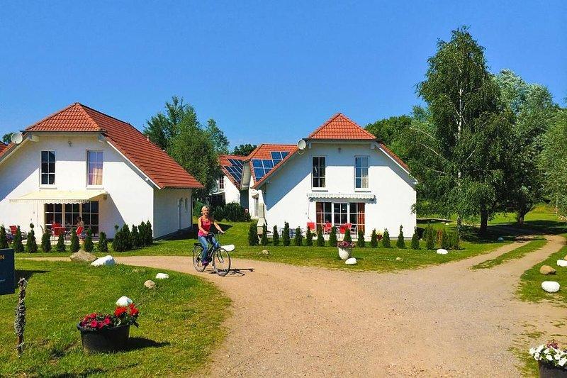Ferienhäuser am Kummerower See, Verchen, holiday rental in Boddin