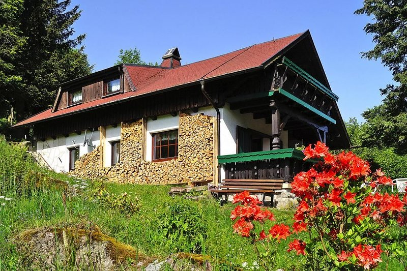 Ferienhaus Am Hermannsberg, Oberschönau, holiday rental in Frankenhain