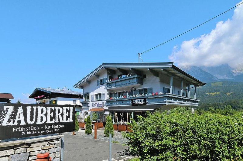 Appartementhaus Kristall, Ellmau, aluguéis de temporada em Going am Wilden Kaiser