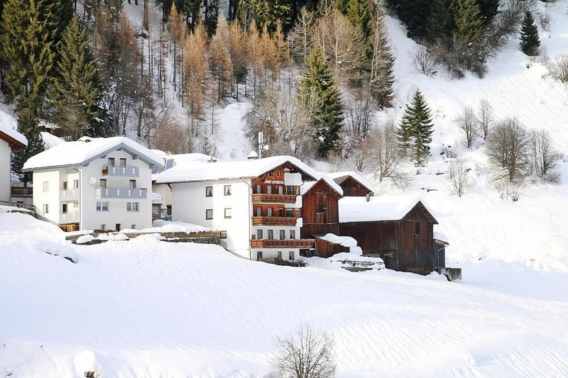 Appartementhaus Lastretta, Ischgl, vacation rental in Samnaun