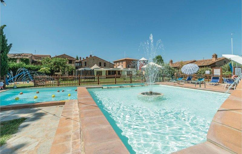 2 Zimmer Unterkunft in C. del Lago (PG), casa vacanza a Panicarola