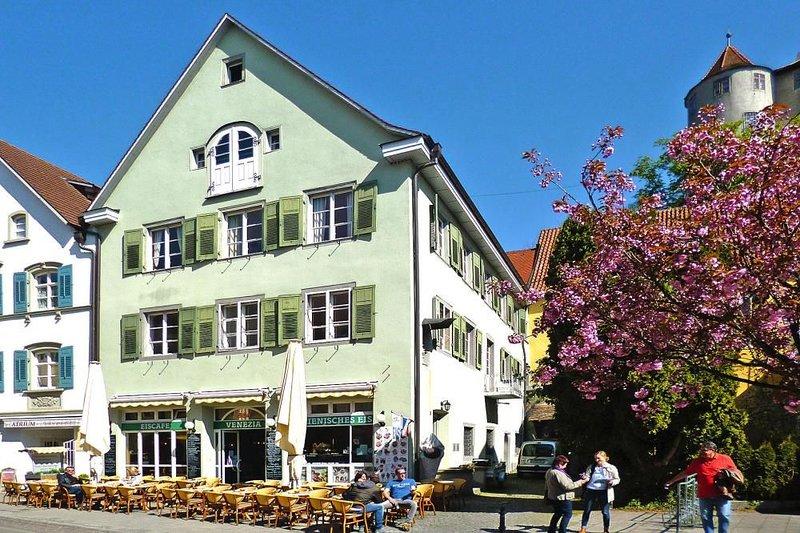 Ferienwohnungen Am Untertor, Meersburg, location de vacances à Grasbeuren
