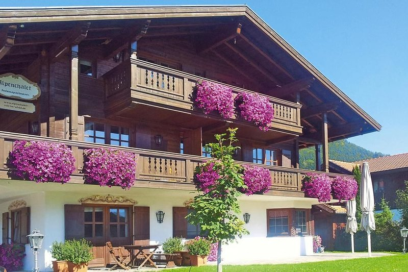 Appartementhaus Alpenchalet, Reit im Winkl, Ferienwohnung in Reit im Winkl