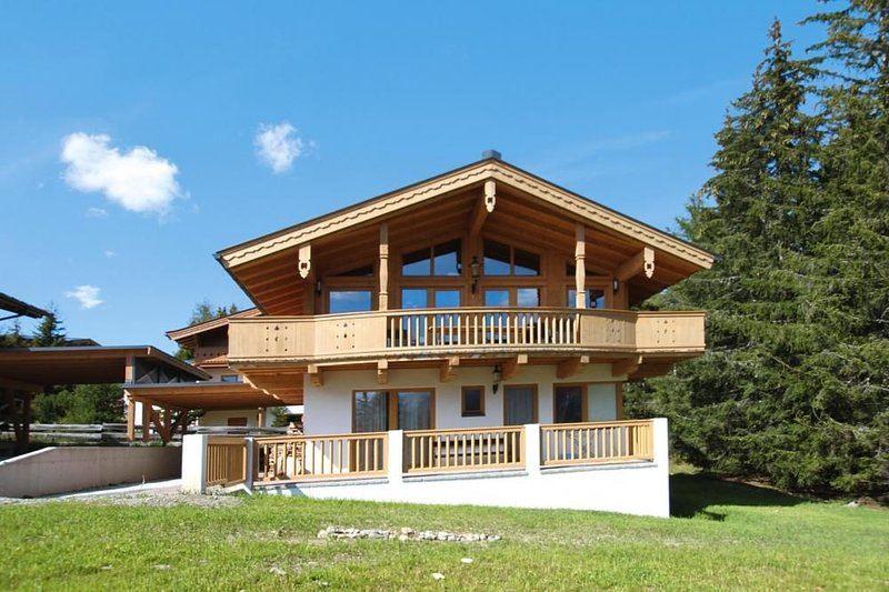 Chalet in Hochkrimml, holiday rental in Gerlos