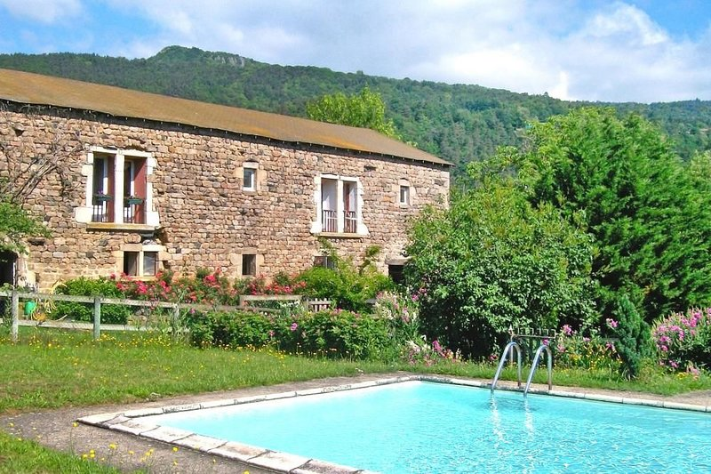 Ferienwohnung, Retournac, alquiler vacacional en Beauzac