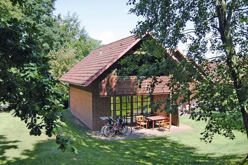 Ferienpark Klingberg, Scharbeutz, holiday rental in Strenglin