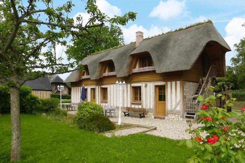 Ferienhaus, St.-Martin-aux-Buneaux, holiday rental in Paluel