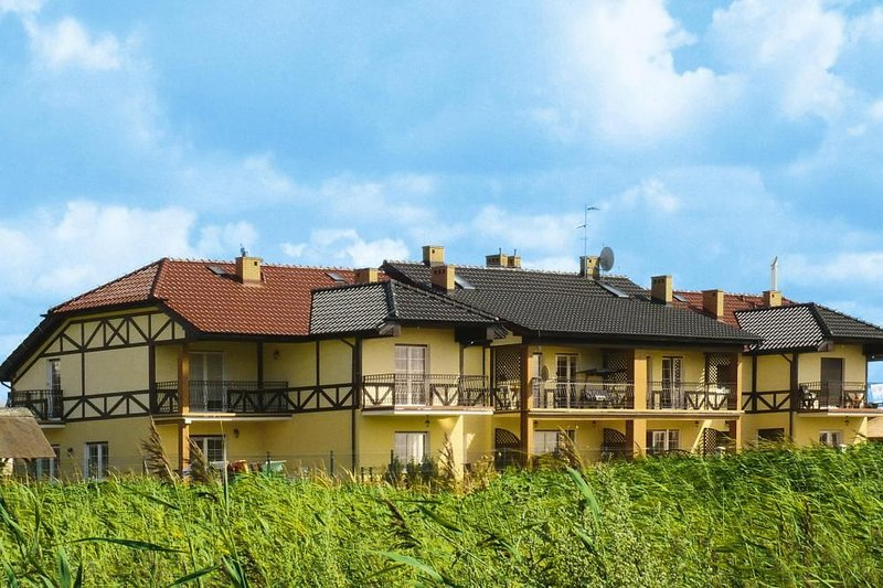 Reihenhaus, Grzybowo, holiday rental in Niechorze