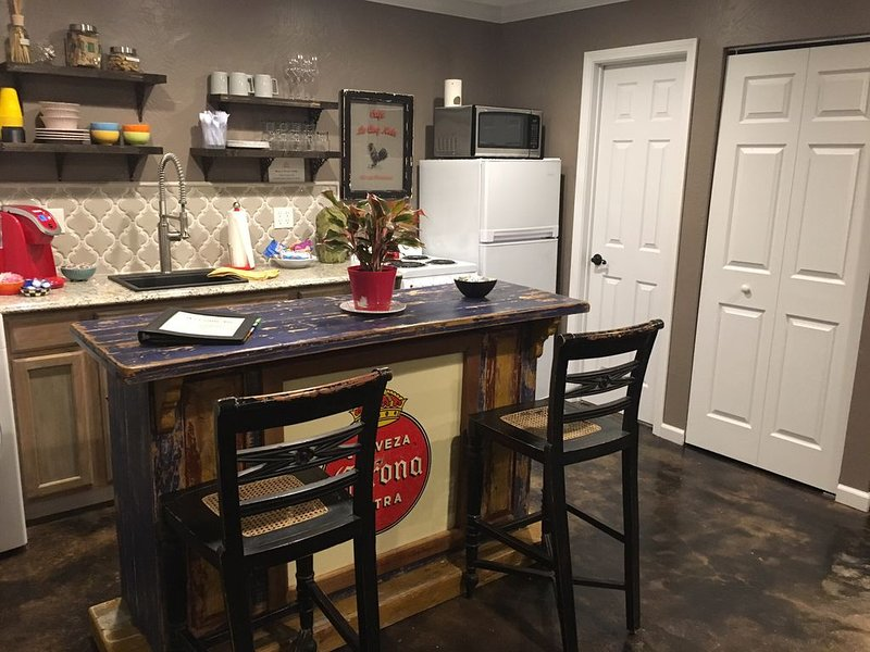 The Oasis at Wolfin, holiday rental in Amarillo
