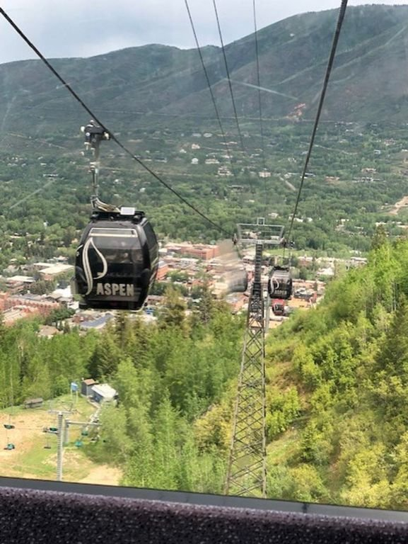 View from the Gondola