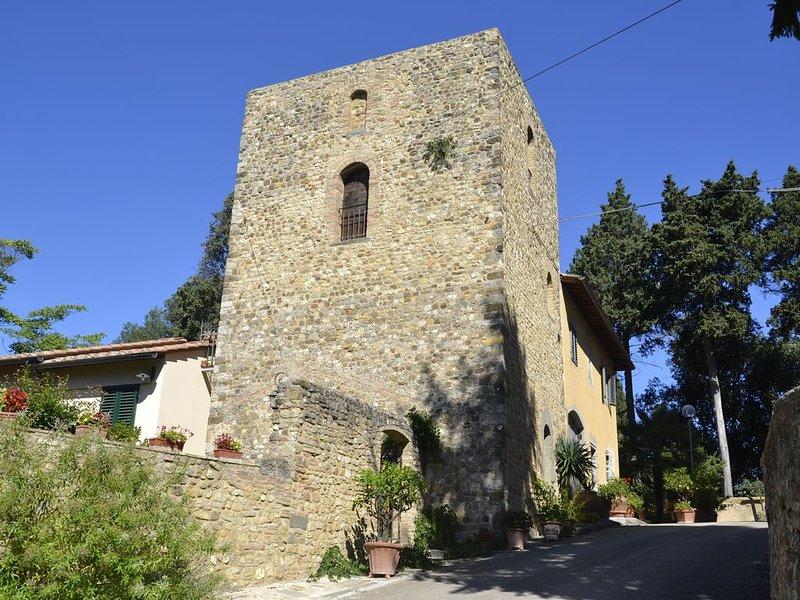 Appartamento - MONTESPERTOLI  'Dimora tipica immersa nelle splendide colline del, holiday rental in San Pancrazio