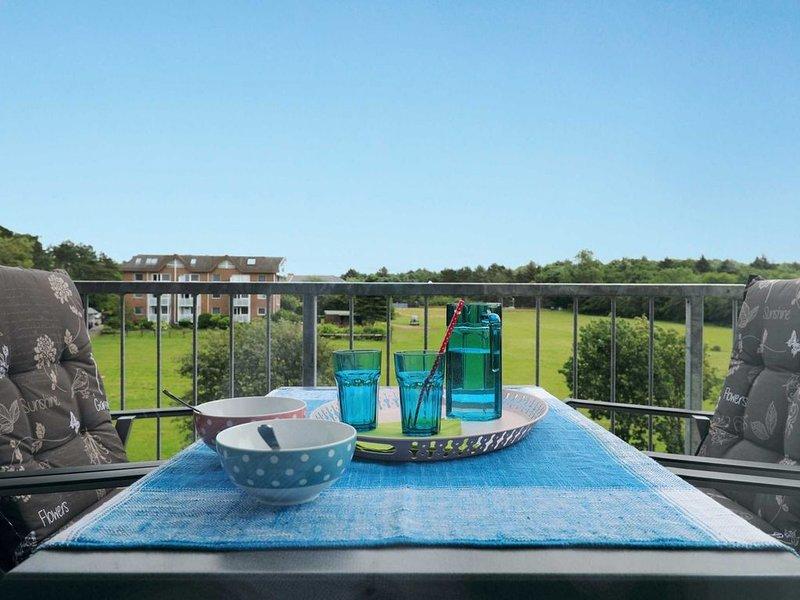 Ferienwohnung 'Wolke 9' - Zum Strand? 450 Meter!, holiday rental in Cuxhaven