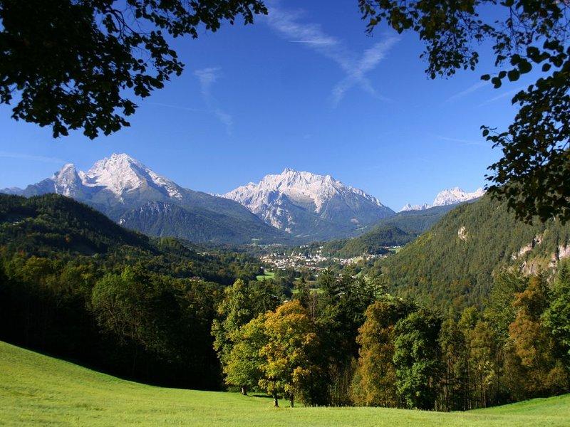 Ferienwohnung Berchtesgaden für 1-4 Personen, holiday rental in Sankt Koloman