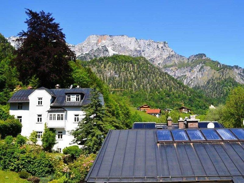Ferienwohnung Untersberg für 1-7 Personen, holiday rental in Sankt Koloman