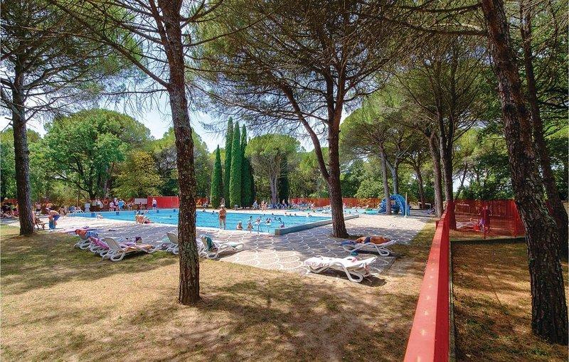 2 Zimmer Unterkunft in Belvedere di Aquileia, holiday rental in Ronchi dei Legionari