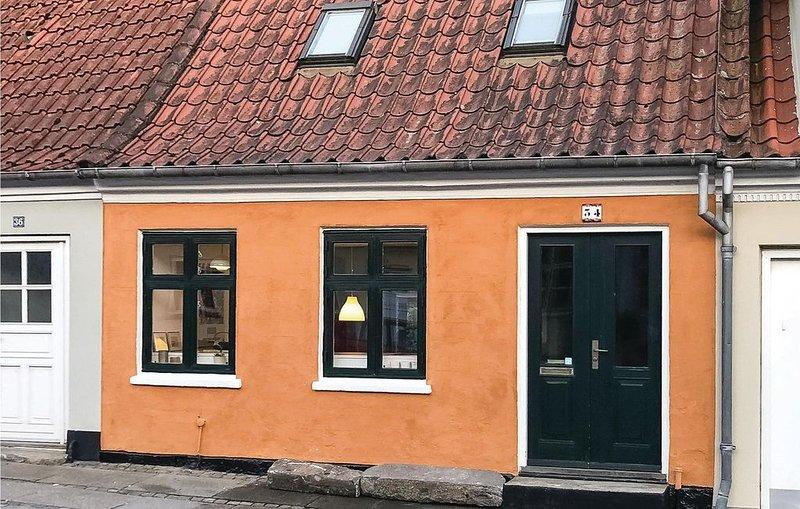 2 bedroom accommodation in Assens, alquiler vacacional en Helnaes