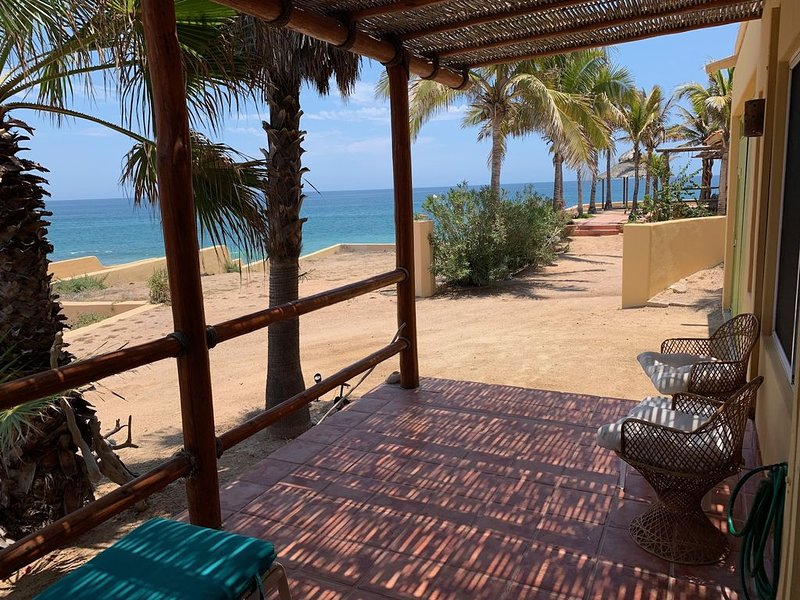 A Private, Luxurious Casita on a Pristine, Secluded Beach, vacation rental in Los Frailes