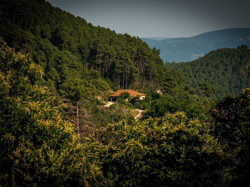 OUVERT A L'ANNEE MINIMUM 2 NUITS GITE LE NID DES ANGES ARDECHE SUD, holiday rental in Beaumont